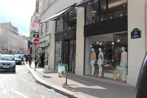 Shopping rue de passy bel airbel air - Monoprix rue de passy ...